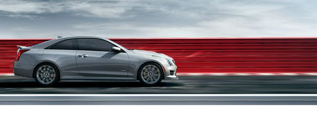 2018 Cadillac ATS V Track Capable