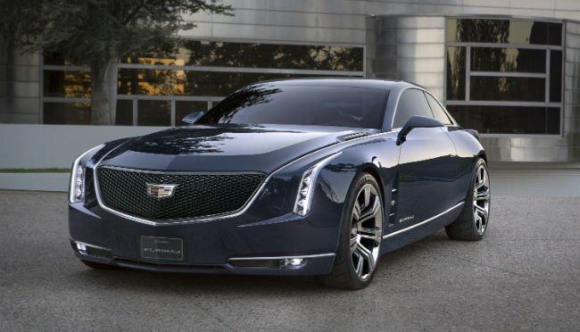 2018 Cadillac Elmiraj Concept