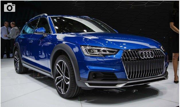 Audi A4 2018 Model