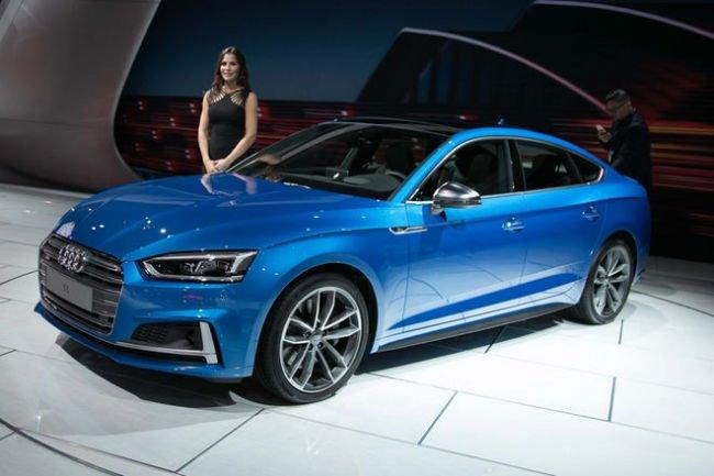 Audi A5 2018 USA