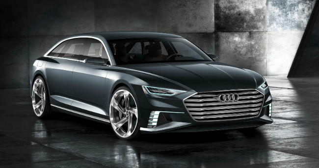 Audi A6 Avant 2018 SUV