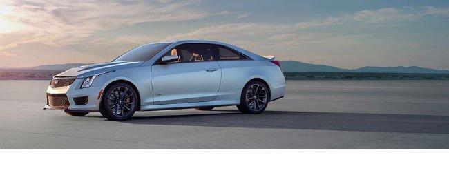 Cadillac ATS V 2018 Exterior