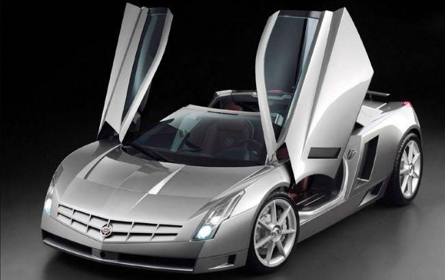 Cadillac Supercar 2018 Concept