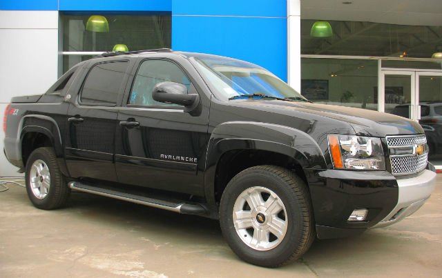 Chevy Avalanche Black Diamond Edition