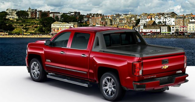 Chevy Avalanche Concept 2018