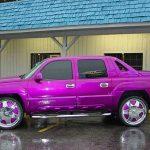 Chevy Avalanche Custom