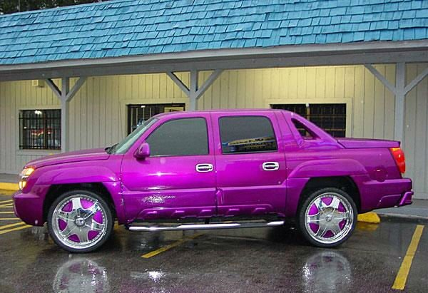 Chevy Avalanche Custom