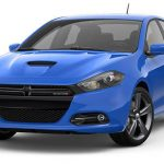 Dodge Dart 2016 Blue