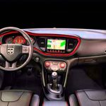 Dodge Dart 2016 Interior