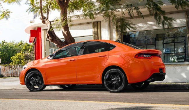 Dodge Dart 2016 SRT - Special Edition