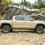 2016 Toyota Tacoma Access Cab TRD Off Road