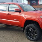 2016 Toyota Tacoma Double Cab Lifted