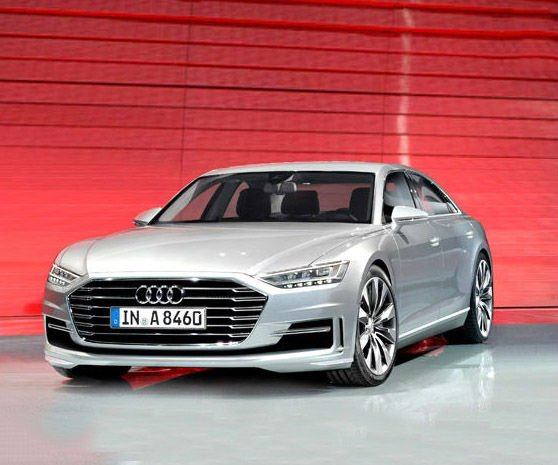 Audi A Redesign on Audi Rs8