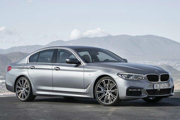2018 BMW 5 Series M Sport