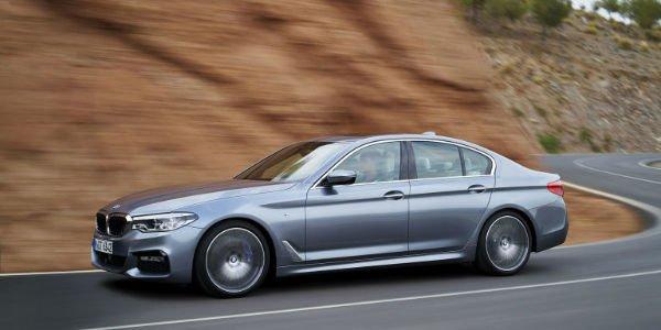 2018 BMW 5 Series Model
