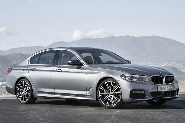 2018 BMW 5 Series Redesign