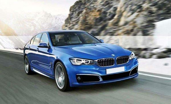 2018 BMW 5 Series Sedan