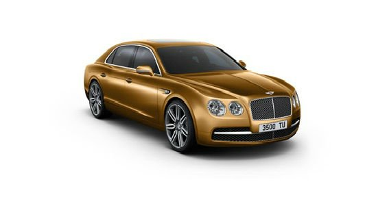 2018 Bentley Flying Spur Model