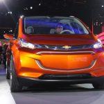 2018 Chevrolet Bolt Electric