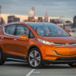 2018 Chevrolet Bolt Electric Car