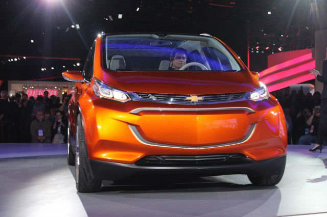 2018 Chevrolet Bolt Electric