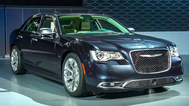2018 Chrysler 300 SRT