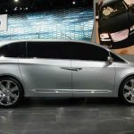 2018 Chrysler Town & Country Concept