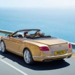 2018 Continental GT Convertible