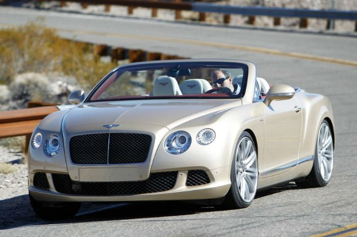 2018 Bentley Gtc