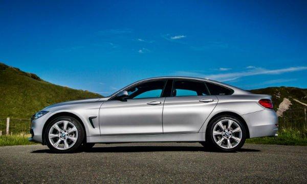 BMW 5 Series 2018 Model