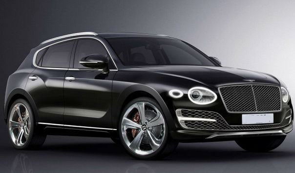 Bentley Bentayga 2018 Black