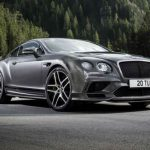 Bentley Continental Supersports 2018