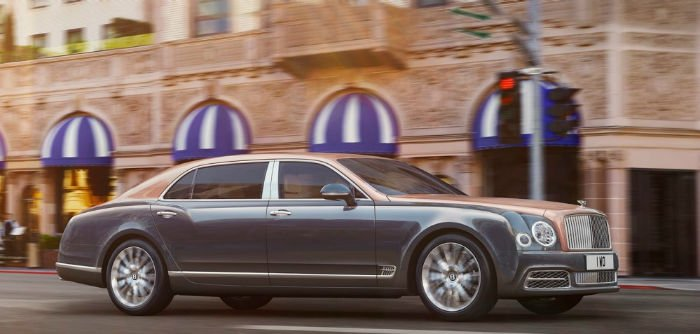Bentley Mulsanne 2018