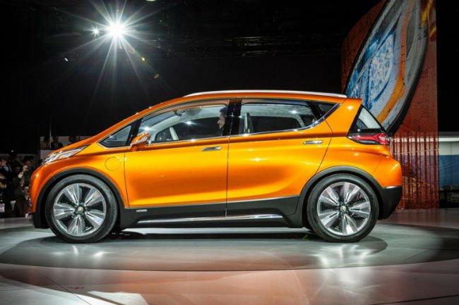 Chevrolet Bolt 2018 Model