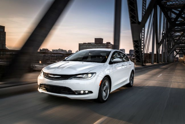 Chrysler 200 2018 Wallpaper