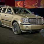 Chrysler Aspen 2012