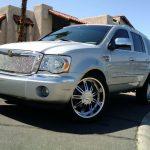 Chrysler Aspen 2015