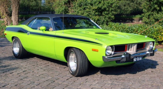 Chrysler Barracuda 1969
