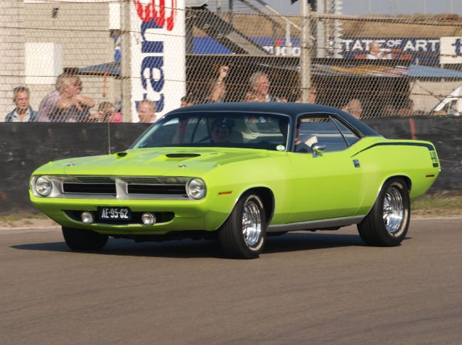 Chrysler Barracuda 1970