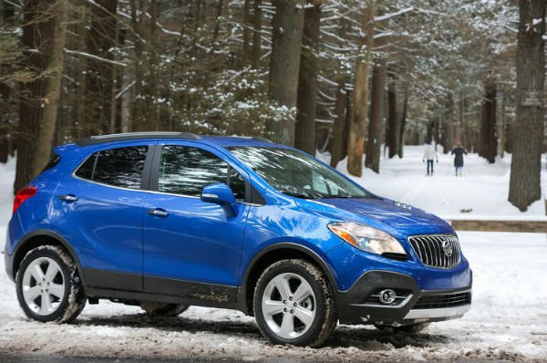 2018 Buick Encore Model