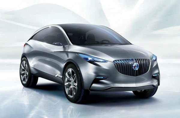 2018 Buick Envision Concept