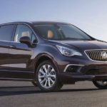 2018 Buick Envision Model