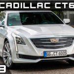 2018 Cadillac CT6 Model