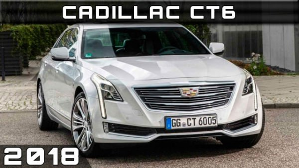 2018 Cadillac Ct6 on gm 4 cylinder turbo