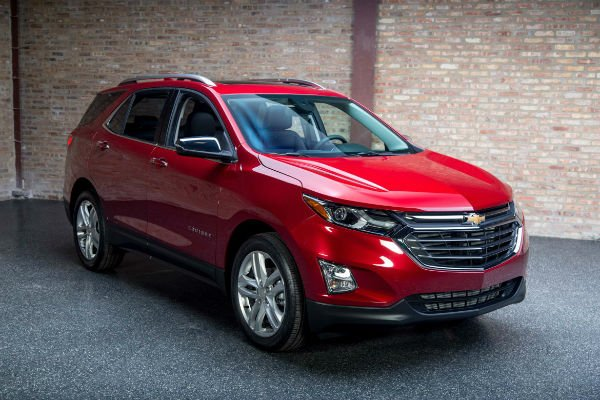 2018 Chevrolet Equinox Redesign