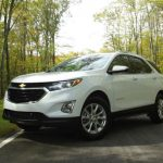 2018 Chevrolet Equinox White