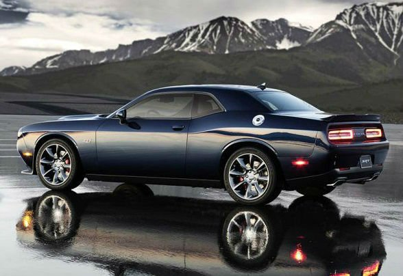2018 Dodge Challenger Concept