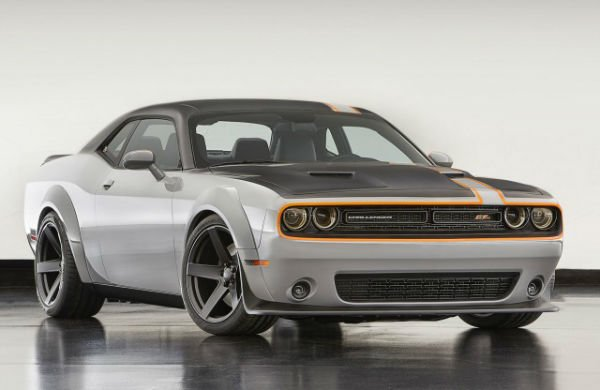 2018 Dodge Challenger SRT Hellcat Demon