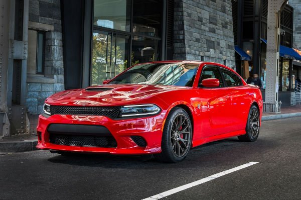 2018 Dodge Charger SRT8