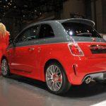 2018 Fiat 500X Abarth Concept